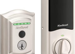 Kwikset Halo Touch Traditional Arched Wi-Fi Fingerprint Smart Lock